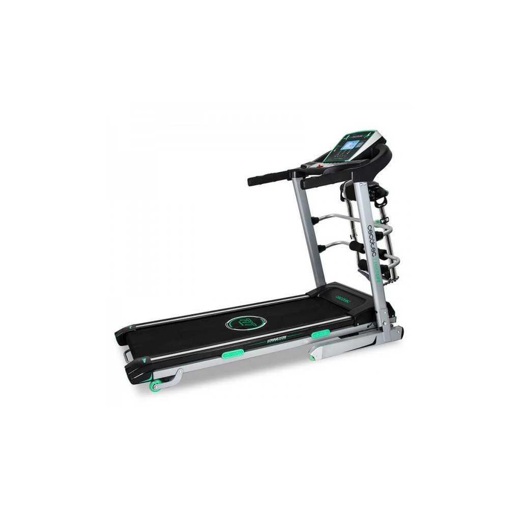 Cinta de correr profesional Cecotec Extreme Track Vibrator