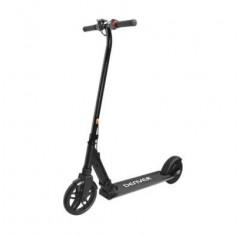 """Scooter patinete electrico denver sco-80100 negro aluminio ruedas 8"""""""