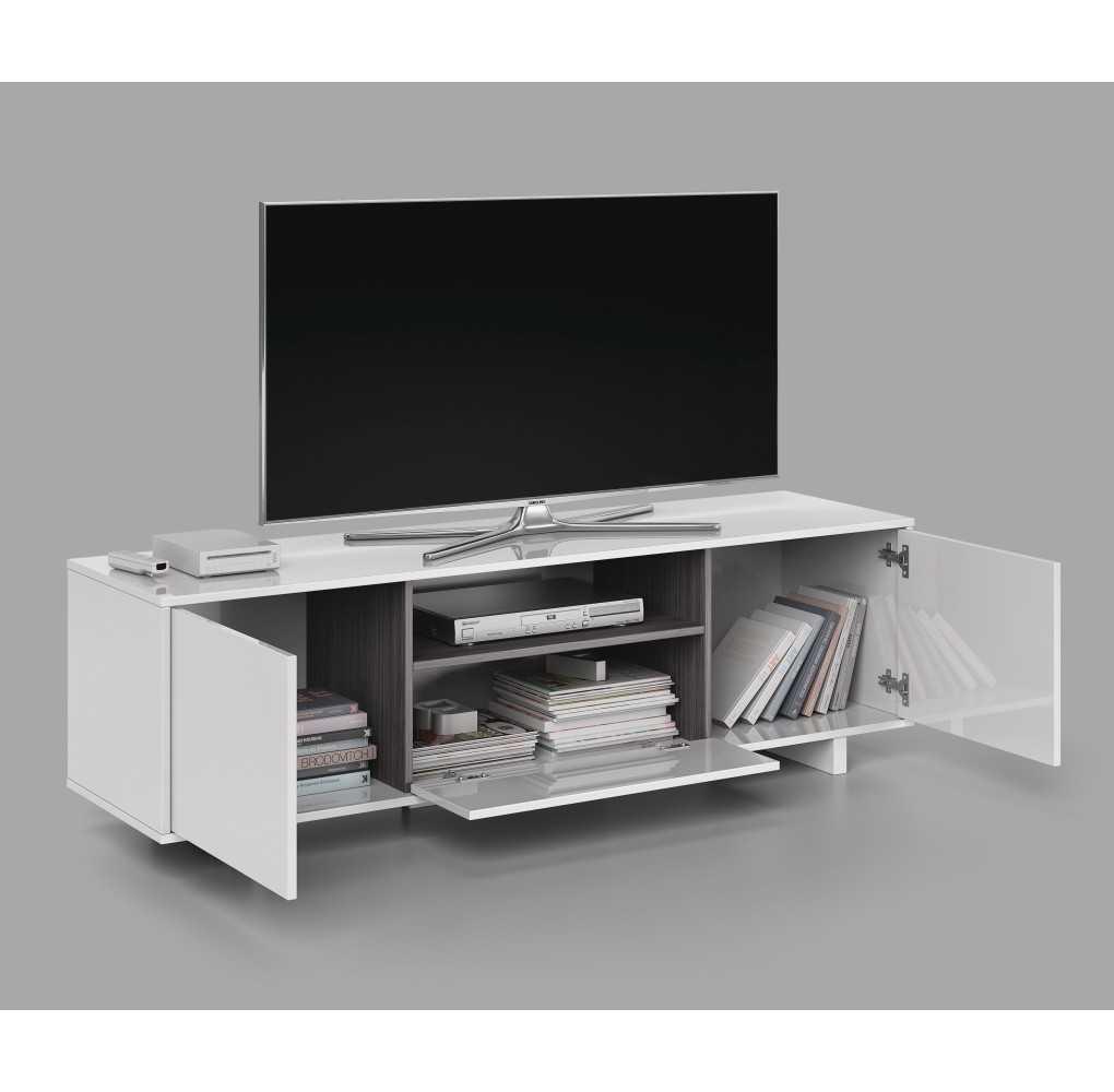 Módulo para TV con 3 puertas y 1 estante de ZAIRA