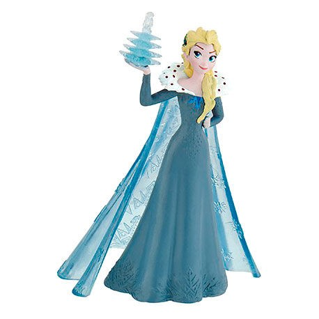 Figura Elsa Olaf Frozen Adventure Disney