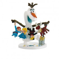 Figura Olaf Frozen Adventure Disney