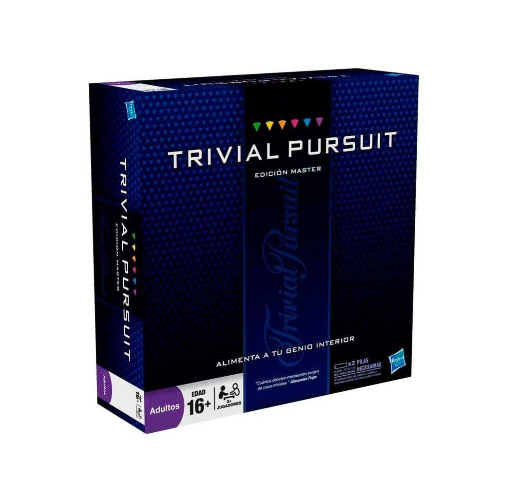 Trivial Pursuit Genus Edicion Master