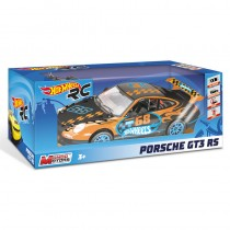 Coche Porsche GT3 RS Hot Wheels radio control