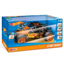Coche Stunt Buggy Hot Wheels radio control