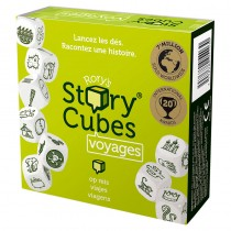Juego Story Cubes Viajes