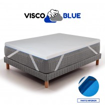 Topper Visco Blue 5cm. visco anti calor