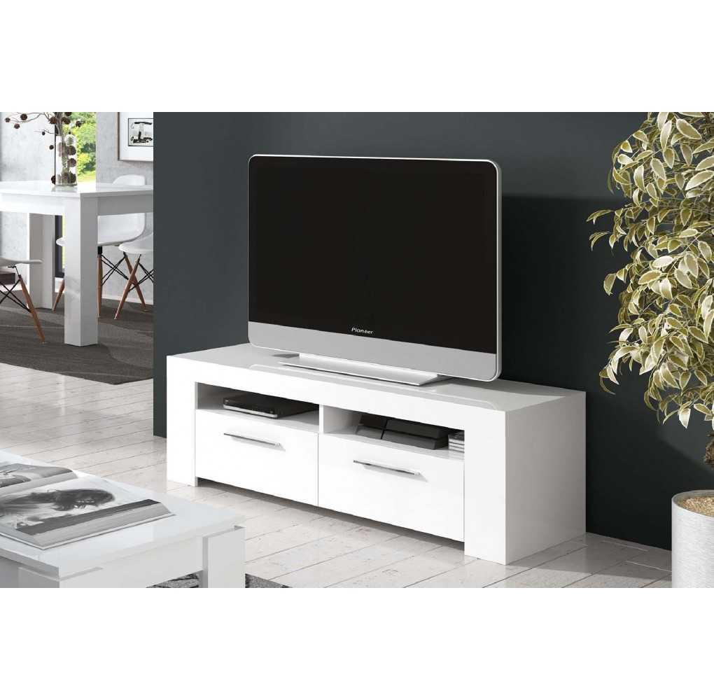 Mueble TV Modelo URBAN Blanco Artik