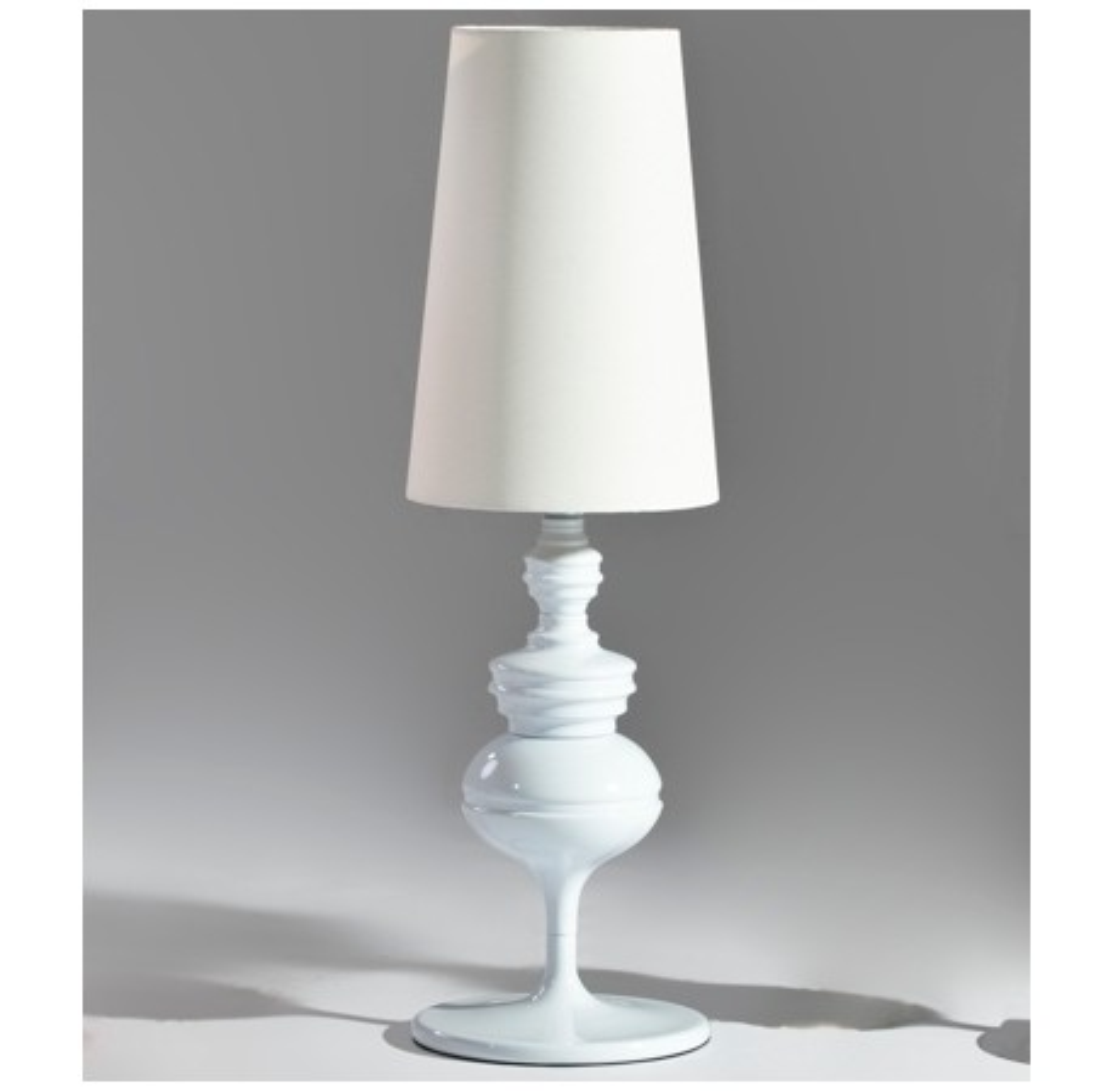 LAMPARA SOBREMESA MODELO LOUVRE