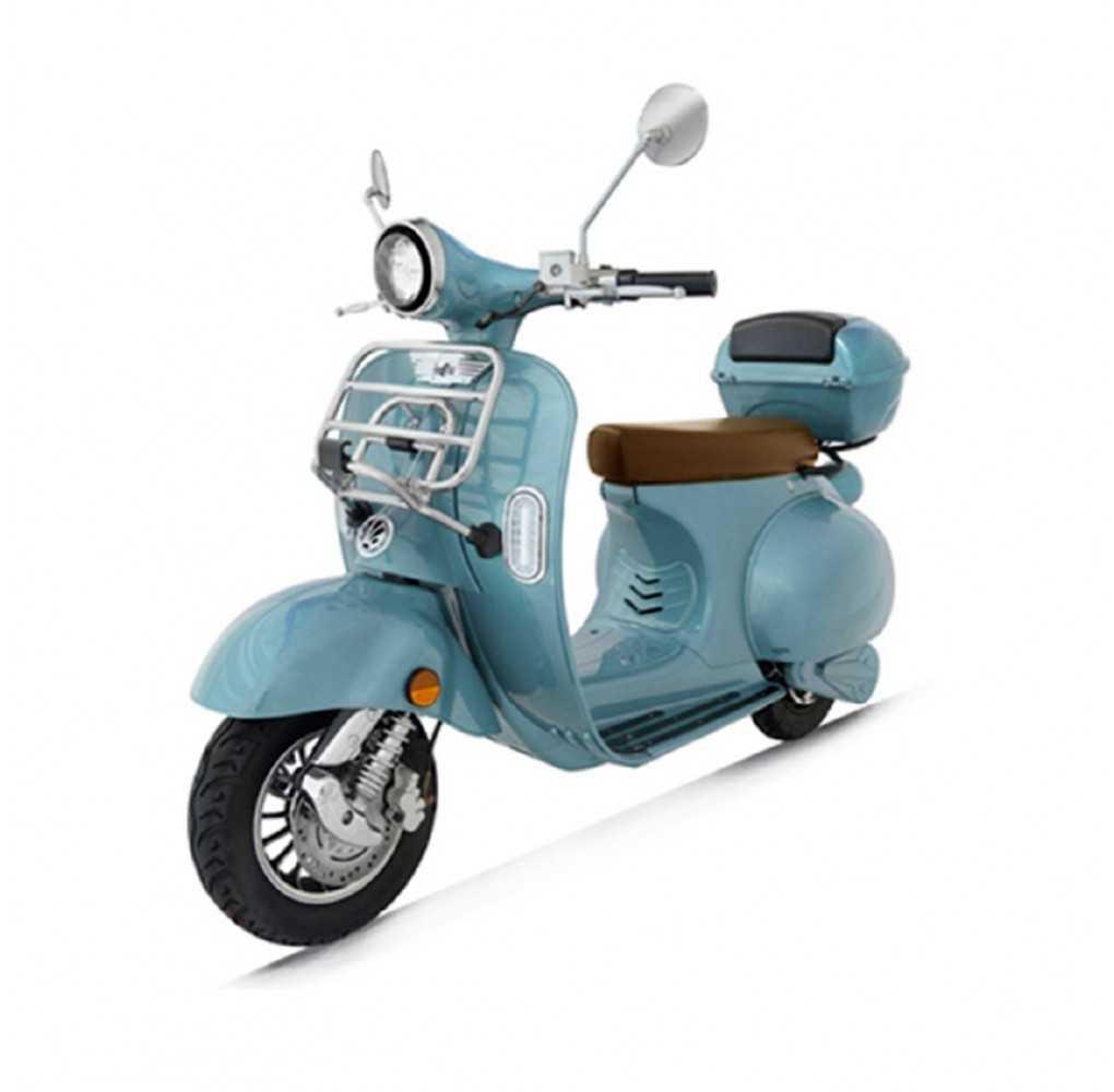 Moto Eléctrica Sunra Ronic 49E 3000W/20AH Azul