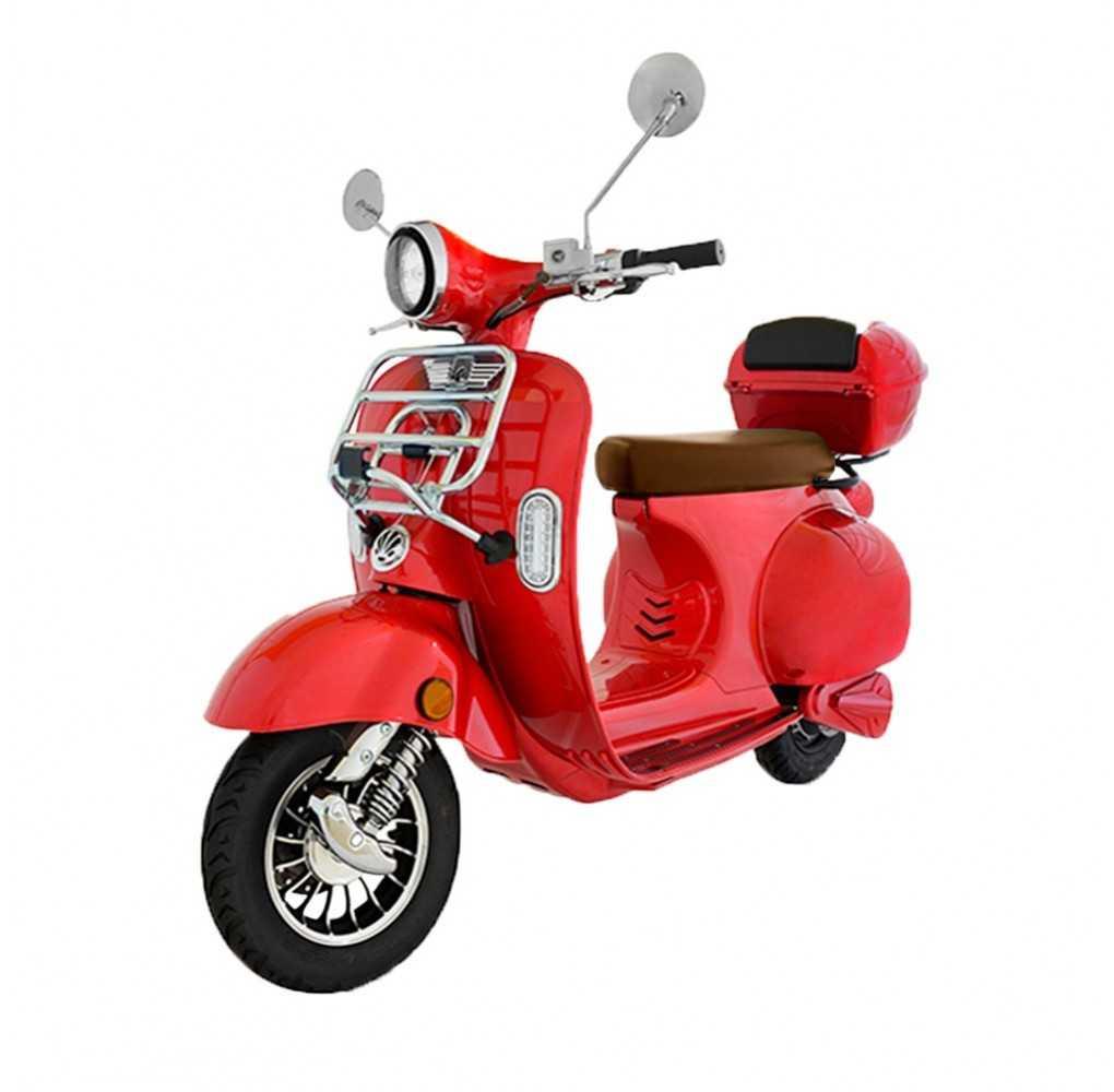 Moto Eléctrica Sunra Ronic 49E 3000W/20AH Rojo