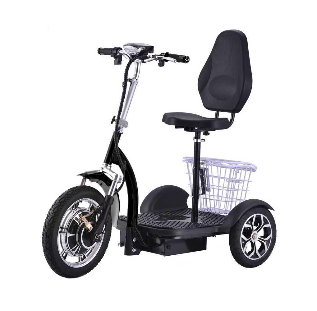 Patinete Eléctrico Urban Stroller 1000W/15AH Negro