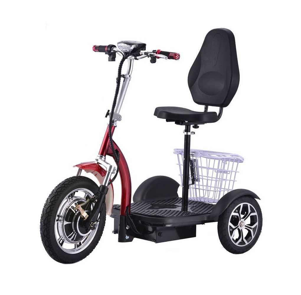 Patinete Eléctrico Urban Stroller 1000W/15AH Rojo