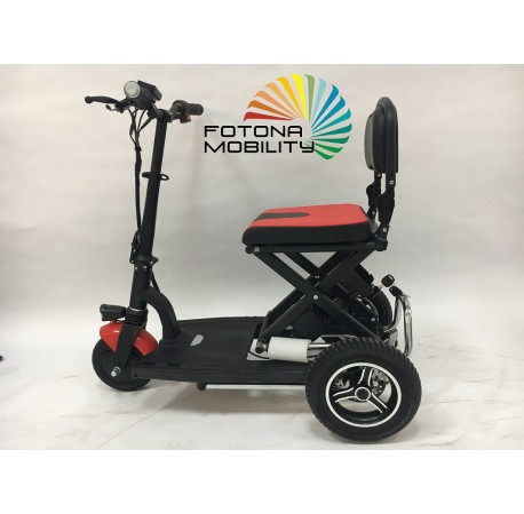 Scooter Movilidad Reducida Folding 300W/12,8AH