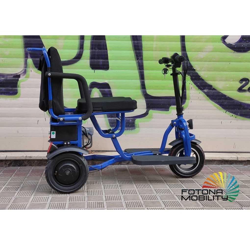 Scooter Movilidad Reducida Lightest 350W/12,8AH Azul