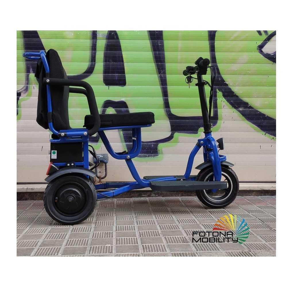 Scooter Movilidad Reducida Lightest 350W/22,4AH Azul