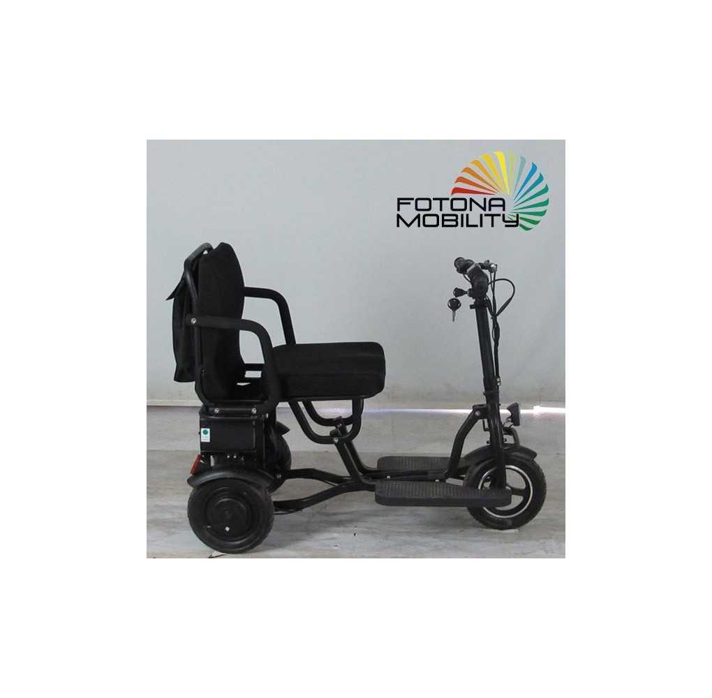 Scooter Movilidad Reducida Lightest 350W/22,4AH Negro