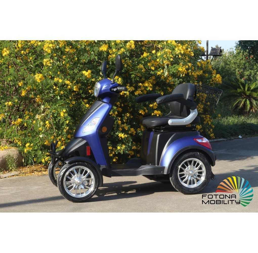 Moto Movilidad Reducida 800W/22AH Azul