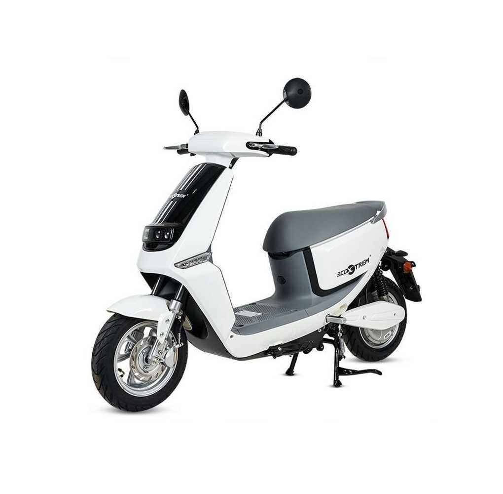 Moto Eléctrica Nina 1200W/20AH Blanco