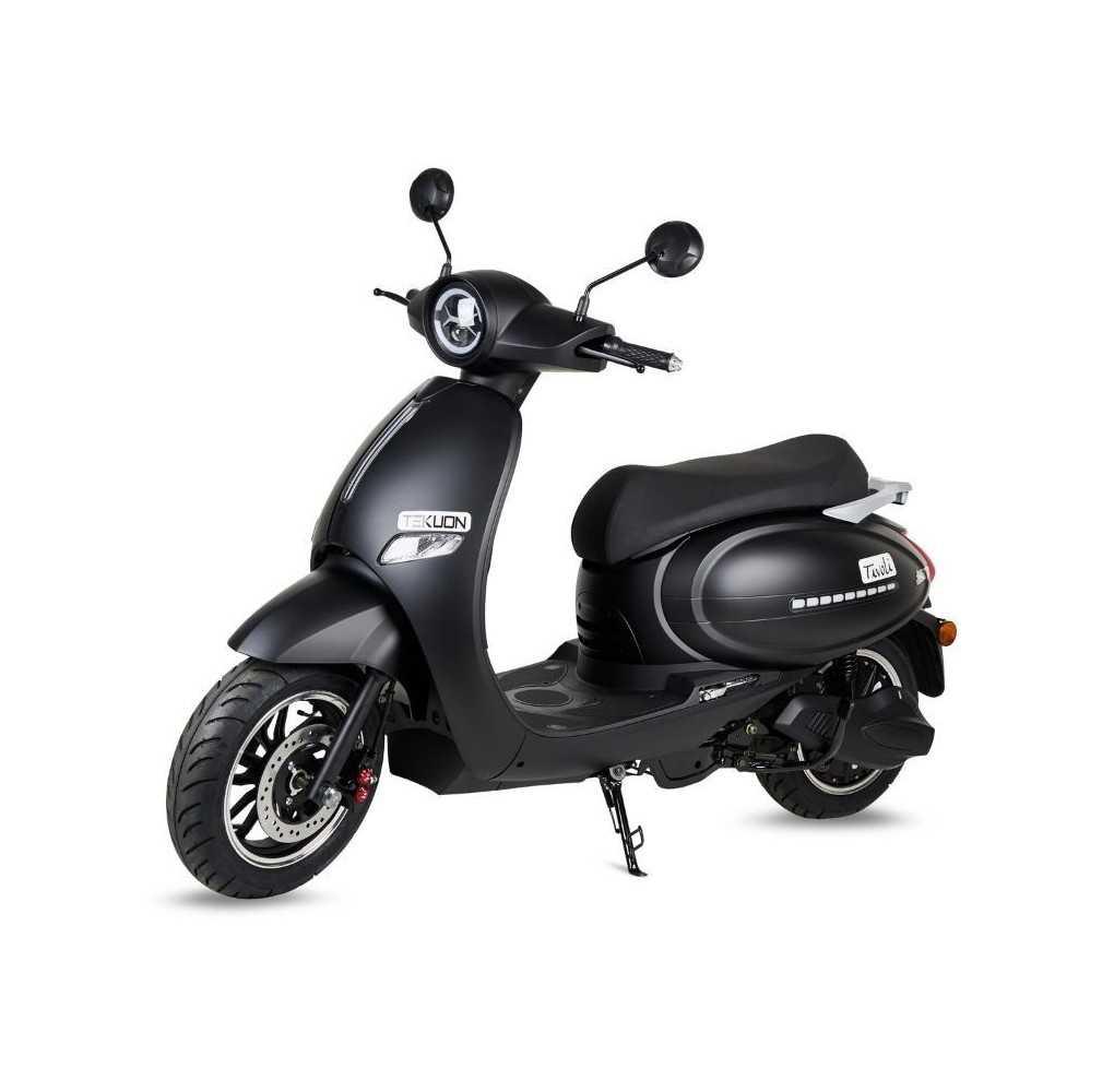 Moto Eléctrica Tivoli 1500W/50AH Negro