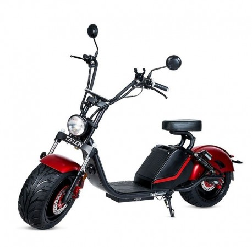 Moto Eléctrica Ikara 1500W/20AH Rojo