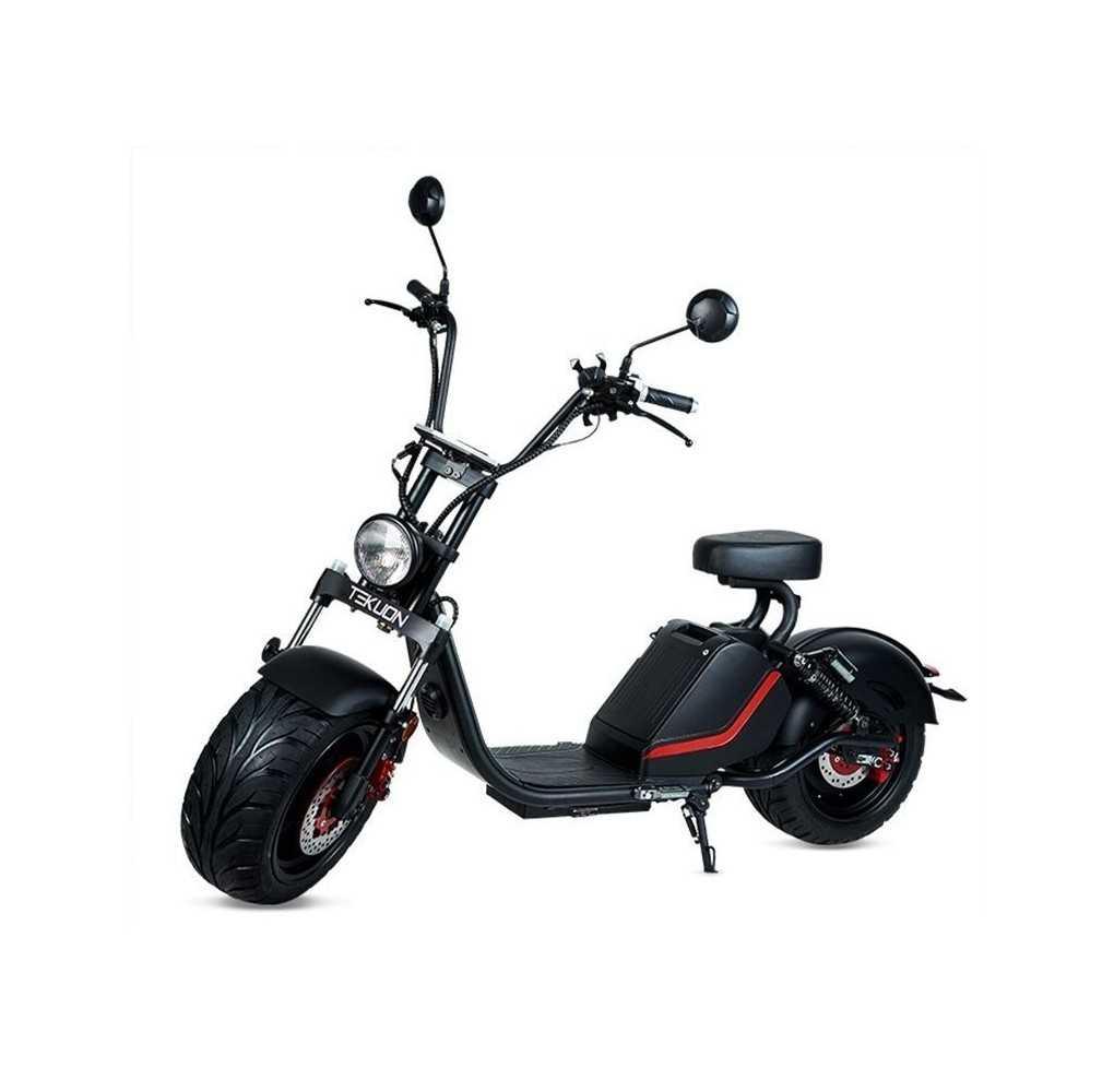 Moto Eléctrica Ikara 1500W/20AH Negro