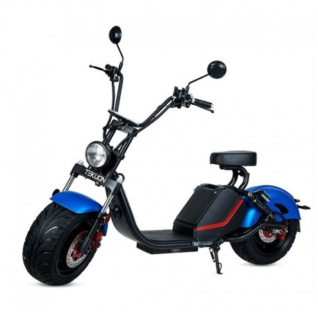 Moto Eléctrica Ikara 1500W/20AH Azul
