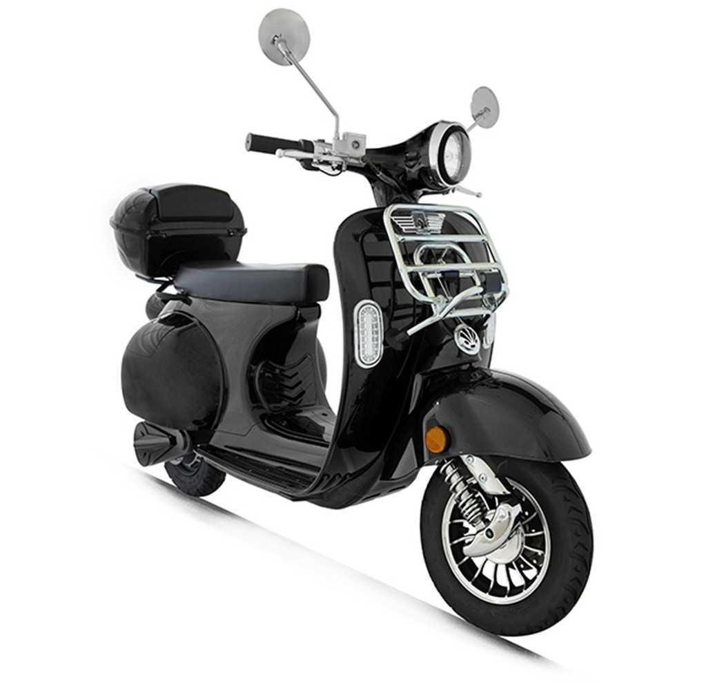 Moto Eléctrica Sunra Ronic 49E 3000W/20AH Negro