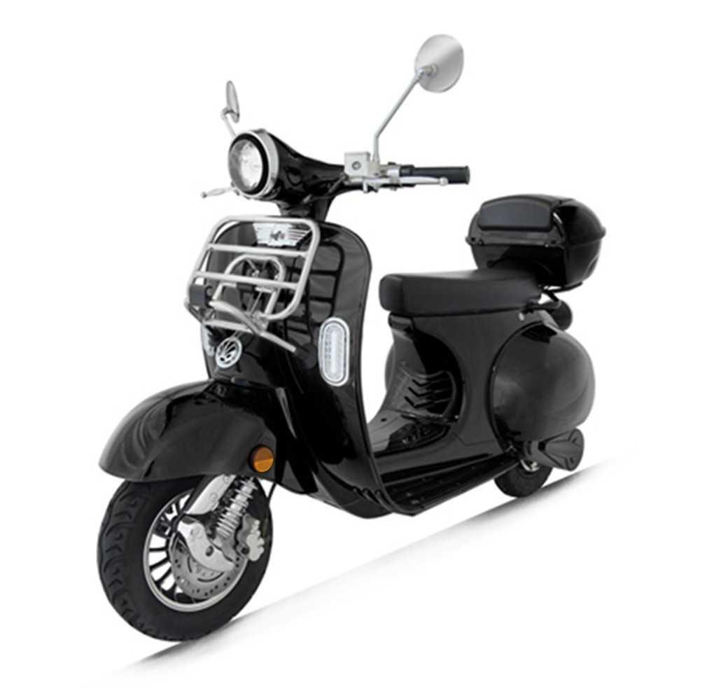 Moto Eléctrica Sunra Ronic 49E 3000W/40AH Negro