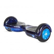 """Hoverboard 6.5"""" con Bluetooth y Luces LED Azul"""