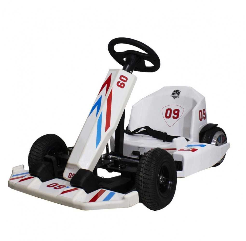 Kart Xtreme 250W/3.6AH Blanco