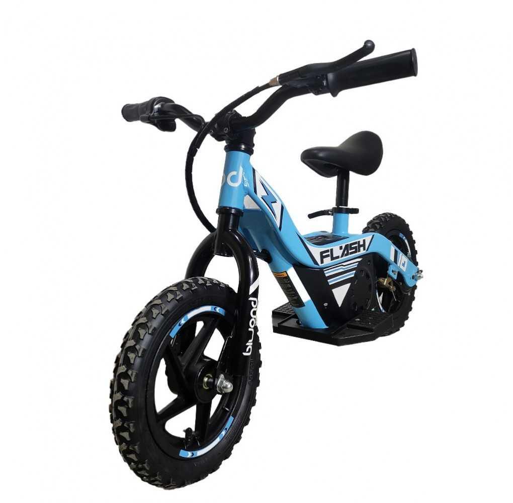 Bicicleta Eléctrica Flash Biwond 100W/2AH Azul