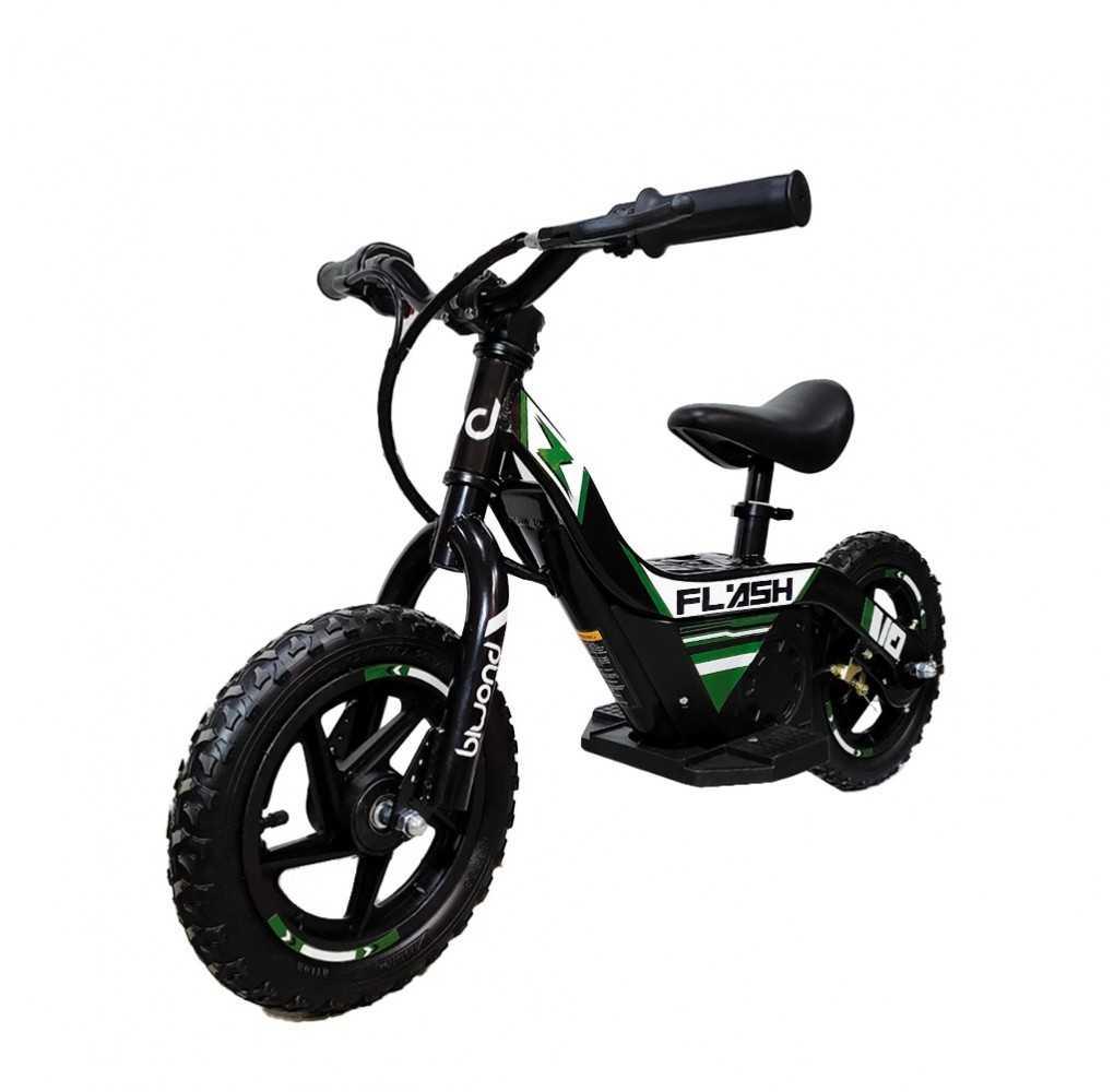 Bicicleta Eléctrica Flash Biwond 100W/2AH Negro