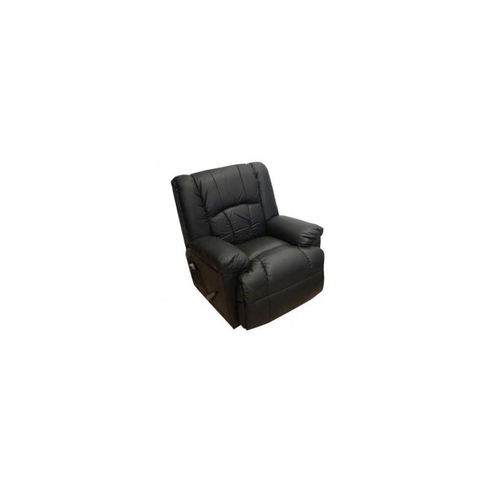 sill n masaje relax balanc n y giratorio piel vacuno eco 8615 On sillon relax giratorio y balancin
