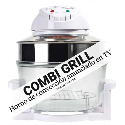 Combi Grill, tu nuevo horno de convección
