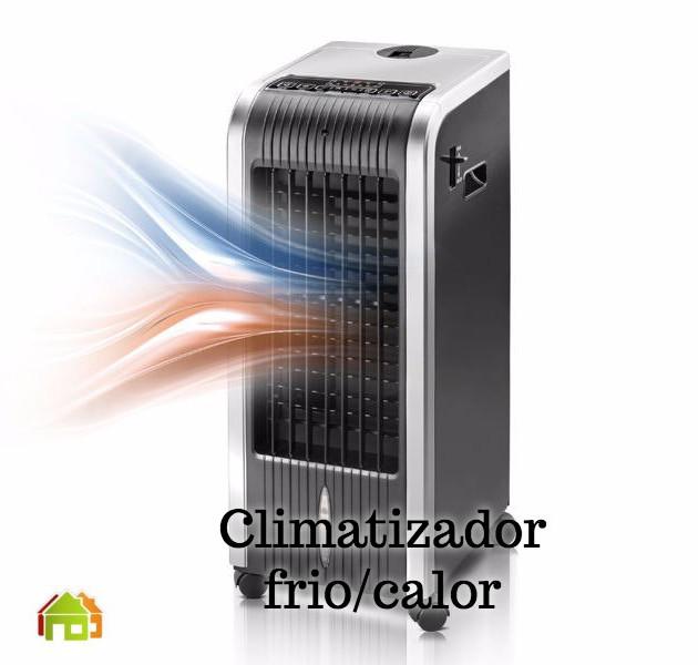 Climatizador digital Joal con función frío calor